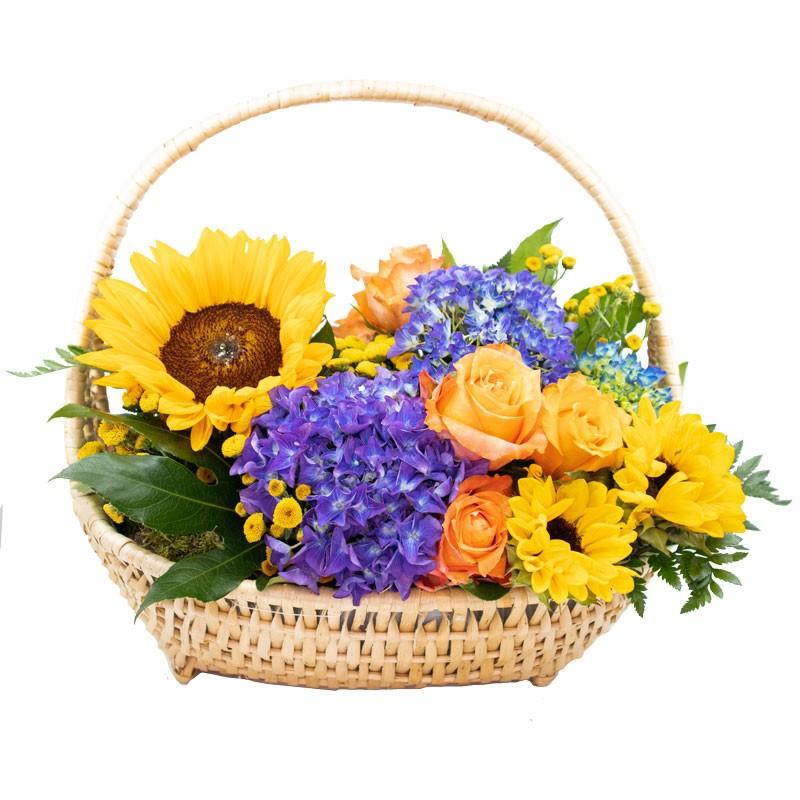 cesta-de-flores-hortensias-da-graciosa