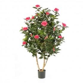 Planta Artificial Camélia Japónica