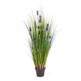 Planta Artificial Lavander Grass
