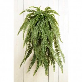 Planta Artificial Large Feto Hanging Bush