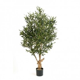 Planta Artificial Oliveira Twisted