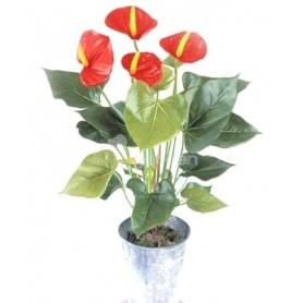Planta Artificial Anturio Deluxe
