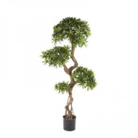 Planta Artificial Podocarpus Crazy Trunk