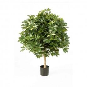 Planta Artificial Schefflera Bola