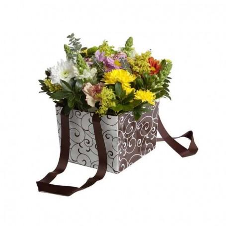 Saco de Flores campestres com flores da época - ANDORINHA