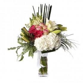 Ramo de flores para oferecer - ROSAS de AMOR