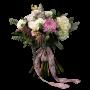 Ramo em tons de Rosa - Flores de Mãe