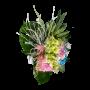 Arranjo de Flores  tons verdes VERSAILLES
