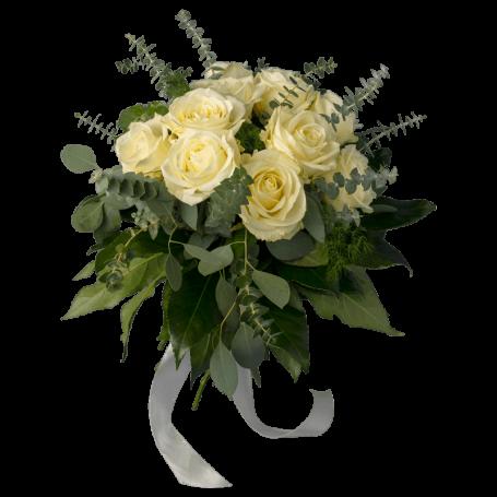 Rosas brancas - PUREZA
