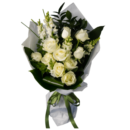 Rosas Brancas - Rainha do Amor