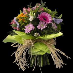 Ramo de Flores Campestres - Flores do Campo