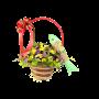 Cesta de Flores Campestres com Margaridas - MARGARIDA da MADRAGOA