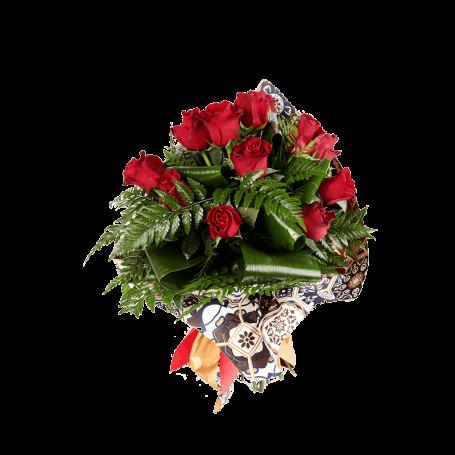 Ramo de Rosas Vermelhas - ROSAS À PORTUGUESA