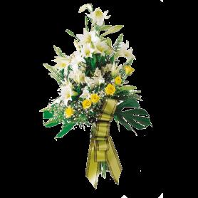 Ramo de Flores para Condolências à Família - M