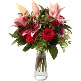 Ramo de Rosas Vermelhas - Rosas de Condeixa