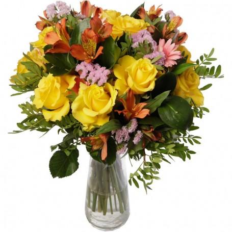 Bouquet de Rosas - Rosas da harmonia