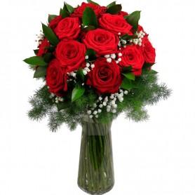 Bouquet de Rosas - ROSAS VERMELHAS DE BELÉM