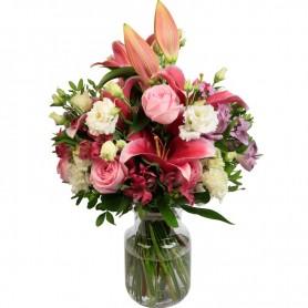 Ramo de Rosas com mistura de Flores - Rosas do Paço