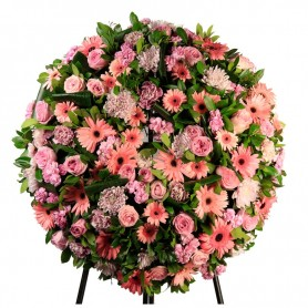 Coroa Fúnebre Santa Isabel