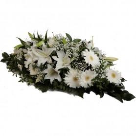 Almofada de Flores para Funeral - ALMOFADA CELESTIAL