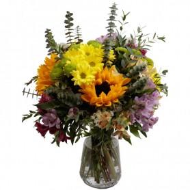 Ramo de Flores campestres - FLORES À JANELA